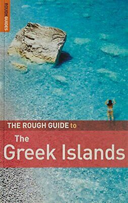 The Rough Guide to Greek Islands (Rough Guide Trav... by Garvey, Geoff Paperback
