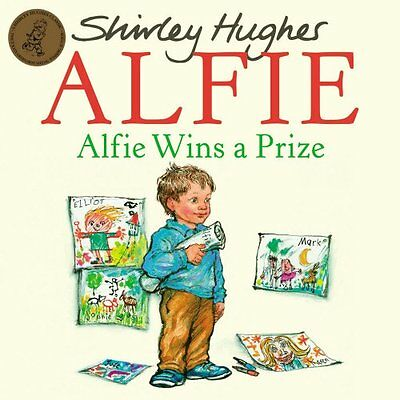 Alfie Wins A Prize, Hughes, Shirley Paperback Book The Cheap Fast Free Post