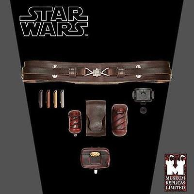 Licensed Star Wars Obi-Wan Kenobi Belt S/M Museum Replicas
