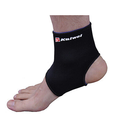 1 pc CHEVILLE Pieds Protection Protège Attelle Sports Support Respirant Gym