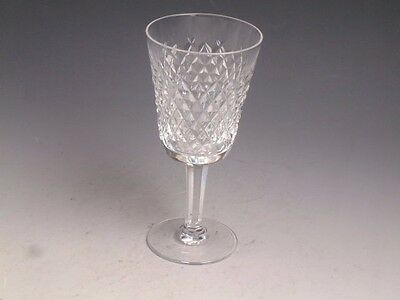 Alana Crystal by Waterford set of 8 Sherry Glasses