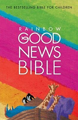 Rainbow Good News Bible: (GNB) Hardback Book The Cheap Fast Free Post