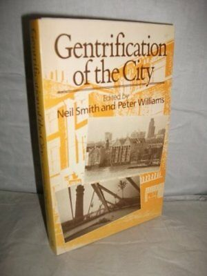 Gentrification of the City Paperback Book The Cheap Fast Free Post