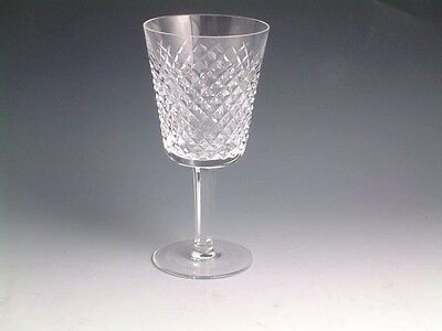 Alana Crystal by Waterford set of 12 Red Wine/ Claret Glasses