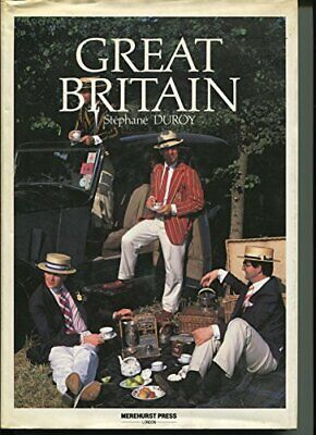 Great Britain by Duroy, Stephane Hardback Book The Cheap Fast Free Post