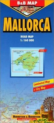 Mallorca, Collectif Sheet map, folded Book The Cheap Fast Free Post
