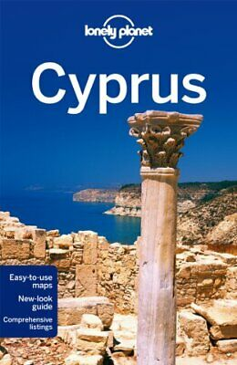 Lonely Planet Cyprus (Travel Guide), Charles, Matthew Book The Cheap Fast Free