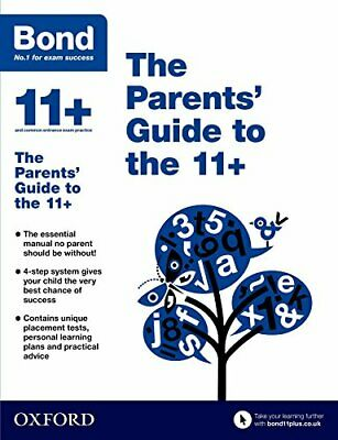 Bond 11+: The Parents' Guide to the 11+ by Hughes, Michellejoy Book The Cheap