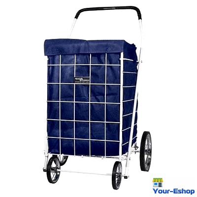 Liner Basket For Shopping Folding Utility Cart Wheels Foldable Portable Grocery