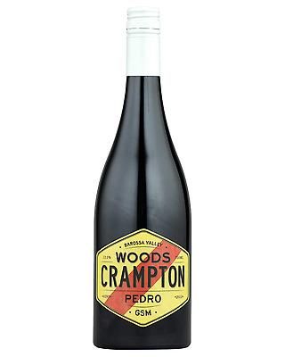 Woods Crampton Pedro GSM bottle Red Blend Dry Red Wine 750mL Barossa Valley