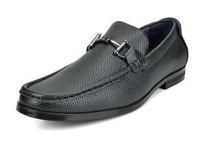 HARRY-01 Men's Dress Classic Leather Lining Slip On Casual Loafers shoes