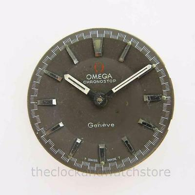 OMEGA 17J 865cal. CHRONOSTOP MOVEMENT ASSEMBLY FOR PARTS 081