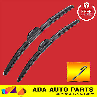 Frameless Wiper Blades For Toyota Camry 2006 - 2012 (PAIR)