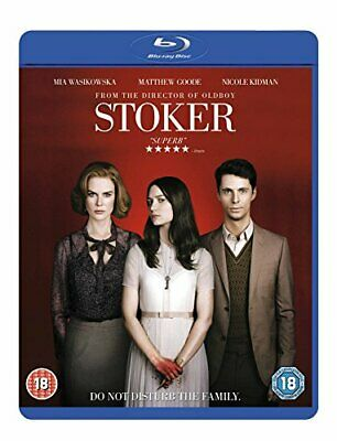 Stoker [Blu-ray] - DVD  CUVG The Cheap Fast Free Post