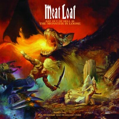 Meat Loaf - Bat Out Of Hell III - The Monster Is Loose [C... - Meat Loaf CD F0VG