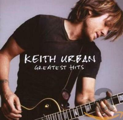Keith Urban - Greatest Hits - Keith Urban CD IOVG The Cheap Fast Free Post