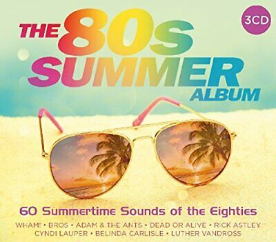 Various Artists - The 80s Summer Album - Various Artists CD QGVG The Cheap Fast