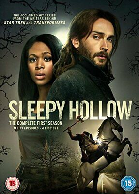 Sleepy Hollow: Season 1 [DVD] [2013] - DVD  NQVG The Cheap Fast Free Post