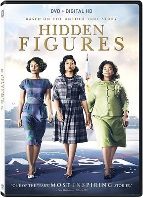 Hidden Figures [New DVD] Ac-3/Dolby Digital, Digitally Mastered In Hd, Digital