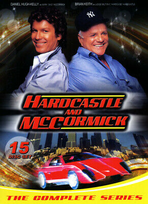 Hardcastle and McCormick: The Complete Series [New DVD] Boxed Set