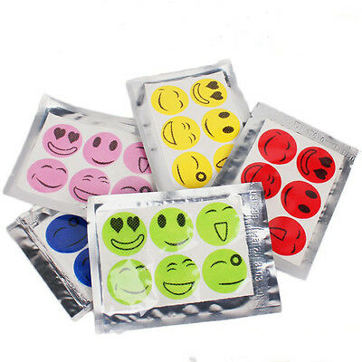 NEW Repellent Stickers drive midge mosquito Repellent Bracelet kids 6 pcs