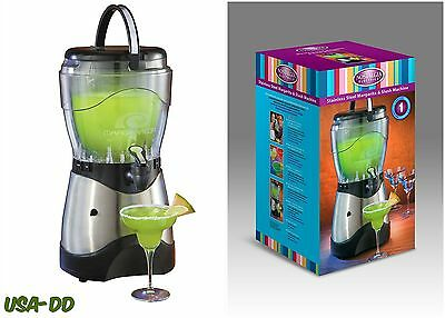 Margarita Slush Maker Frozen Drink Machine Ice Beverage Slushie Daiquiri Slushes