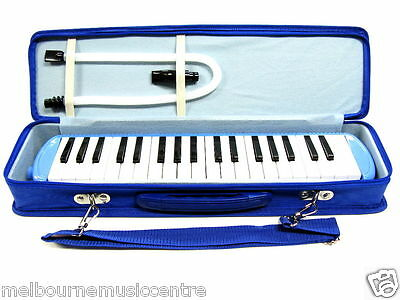 MMC 37 NOTE MELODICA w/Carry Case, Blow Hose & Mouthpiece *Excellent Value* NEW!