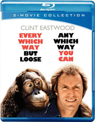 Every Which Way But Loose/Any Which Way You Can Blu-ray Region A BLU-RAY/WS