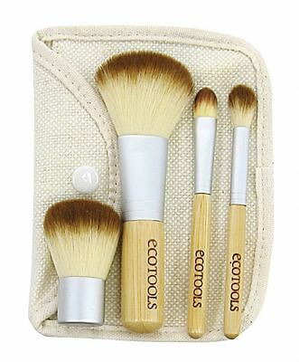Ecotools Five Piece Mineral Set (4 brushes, 1 case)