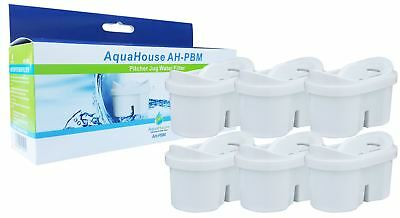6 AquaHouse Water Filter Cartridges Compatible with Bosch Tassimo Drinks Machine