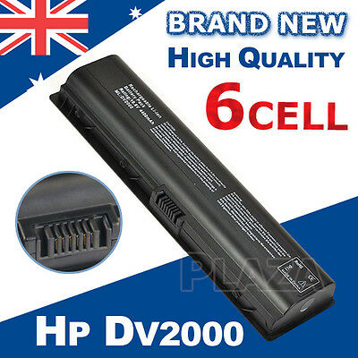 6 Cell Battery For HP Pavilion DV2000 DV2500 DV6000 DV6200 DV6500 DV6700
