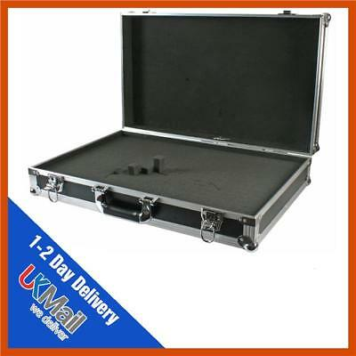 Pulse Universal Flight Case Large Heavy Duty Foam Inlay Carry Case