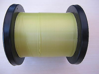 Asso Hard Skin 600 m Siliconed Green Fishing Line 0,26 mm Ultra Carp Spool New