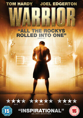 Warrior DVD (2012) Tom Hardy
