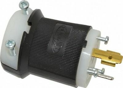 Hubbell HBL2311 Male Twist Lock Connector 125V 20A