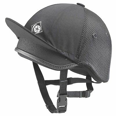 Charles Owen Competitor Jockey Skull / Riding Hat / Helmet *Current PAS Standard
