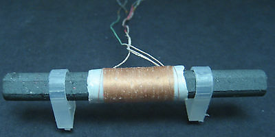 "Ferrite ""Loop-Stik"" Antenna, 788uH: Crystal Radios, New Projects, AA5 Radios"