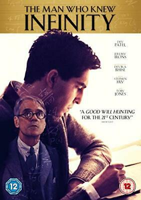The Man Who Knew Infinity [Includes Digital Download] [DVD] [2016] - DVD  XCVG