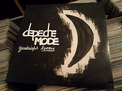 "Depeche Mode Goodnight Lovers 12"" 2002"