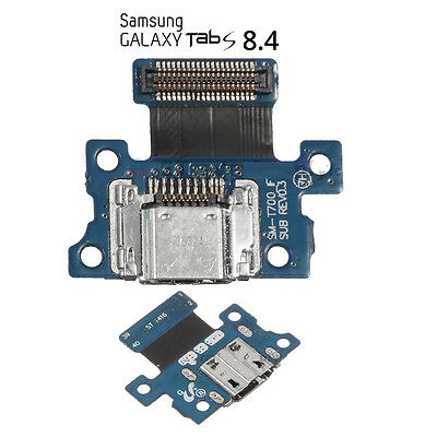 For Samsung Galaxy Tab S SM-T700 8.4 Micro Usb Charging Port Data Dock Connector