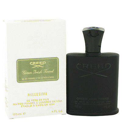 Green Irish Tweed Cologne 75ml by Creed - Millesime Spray Perfume 100% AUTHENTIC