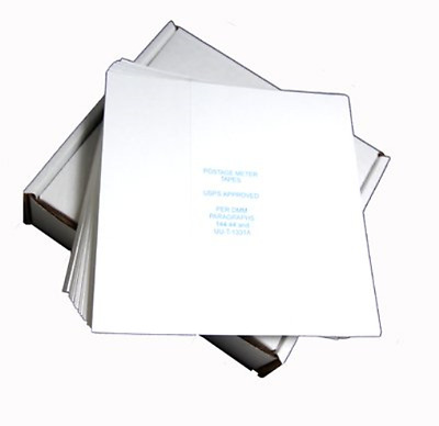 Pinwheel Postage Meter Tapes Compatible with Pitney Bowes, Hasler, Neopost and a