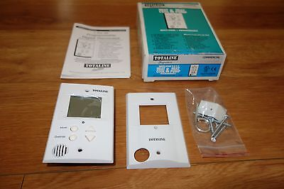 Totaline thermostat P374-2200 FlatStat Commercial 7-Day Programmable