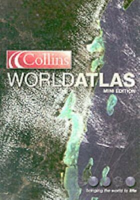 Collins World Atlas: Mini Edition, Collins UK Paperback Book The Cheap Fast Free