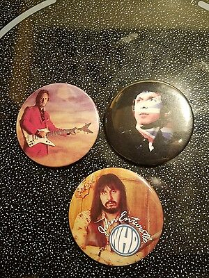 The Who John Entwistle Badge Button Pin
