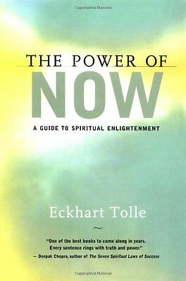 The Power of Now: A Guide to Spiritual Enlightenme
