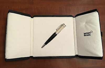 Genuine Montblanc Greta Garbo Special Edition Ballpoint Pen new in box w/ papers