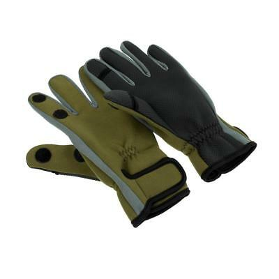 Men Women Skidproof Cold Weather Gloves for Fly Fishing Rock Fishing Hunting