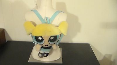 Powerpuff Girls Bubbles Backpack USED