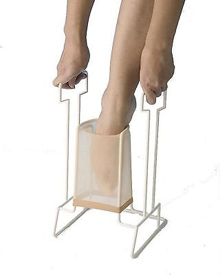 NRS Healthcare Sock and Hosiery Helper - Dressing Aid (Eligible for VAT relie...